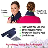 Sunny Bay Neck Heating Wrap, Heat Therapy Pad for