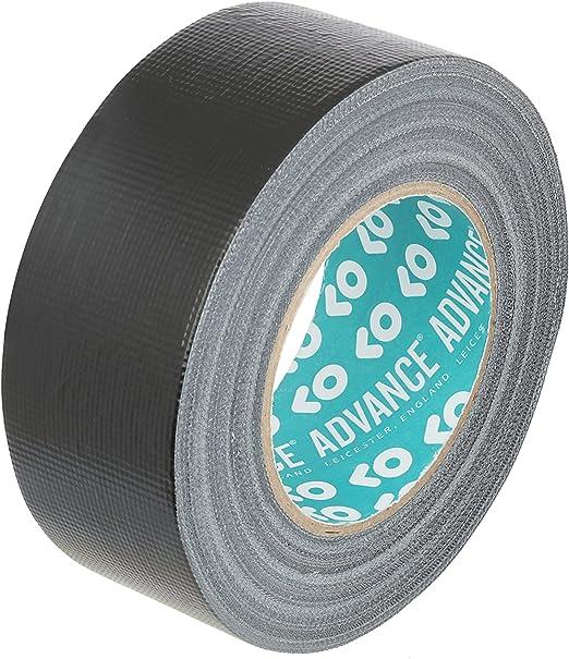Advance Tapes AT170 Rouleau adh/ésif gaffer Blanc
