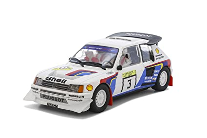 Scalextric Peugeot 205 T16 Shell 1:32 Scale Slot Car