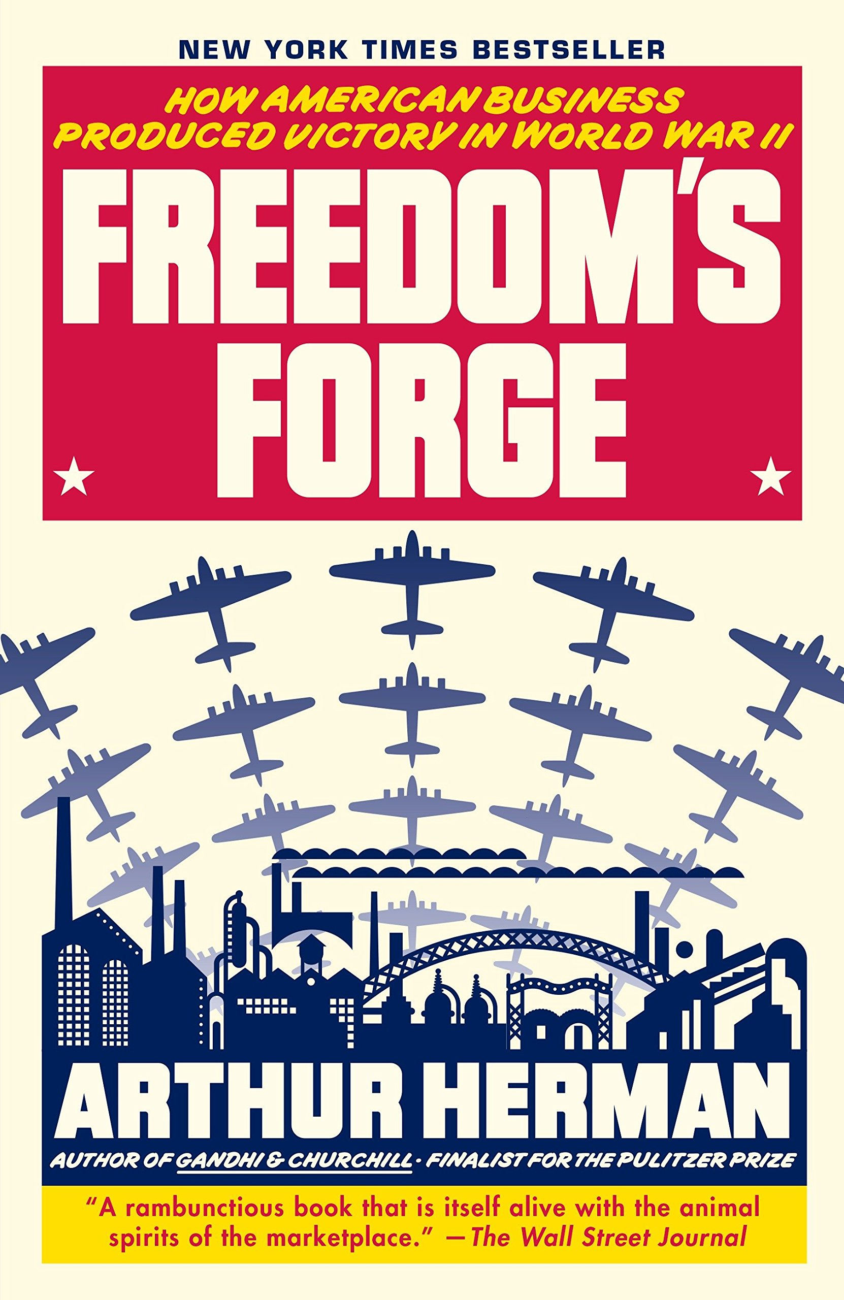 Image result for freedom's forge arthur herman amazon