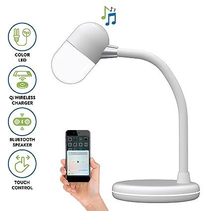 Amazon.com: SpringLifeUSA - Lámpara de mesa 3 en 1 con ...