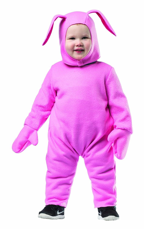 Amazon.com: Rasta Imposta Baby's Christmas Story Bunny, Pink, 18 ...