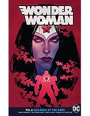 Wonder Woman Vol. 6 Children Of The Gods (Rebirth)