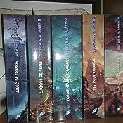 Canción de hielo y fuego: Juego de Tronos 1 Gigamesh Omnium: Amazon.es: R.R. Martin, George, Jiménez Corominas, Enrique, Macía Orío, Cristina: Libros