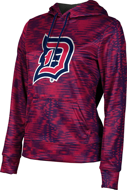 ProSphere Duquesne University Girls Pullover Hoodie Velocity School Spirit Sweatshirt