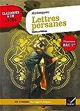 Lettres persanes (Bac 2020): suivi du parcours « Le regard éloigné » (Classiques & Cie Lycée)