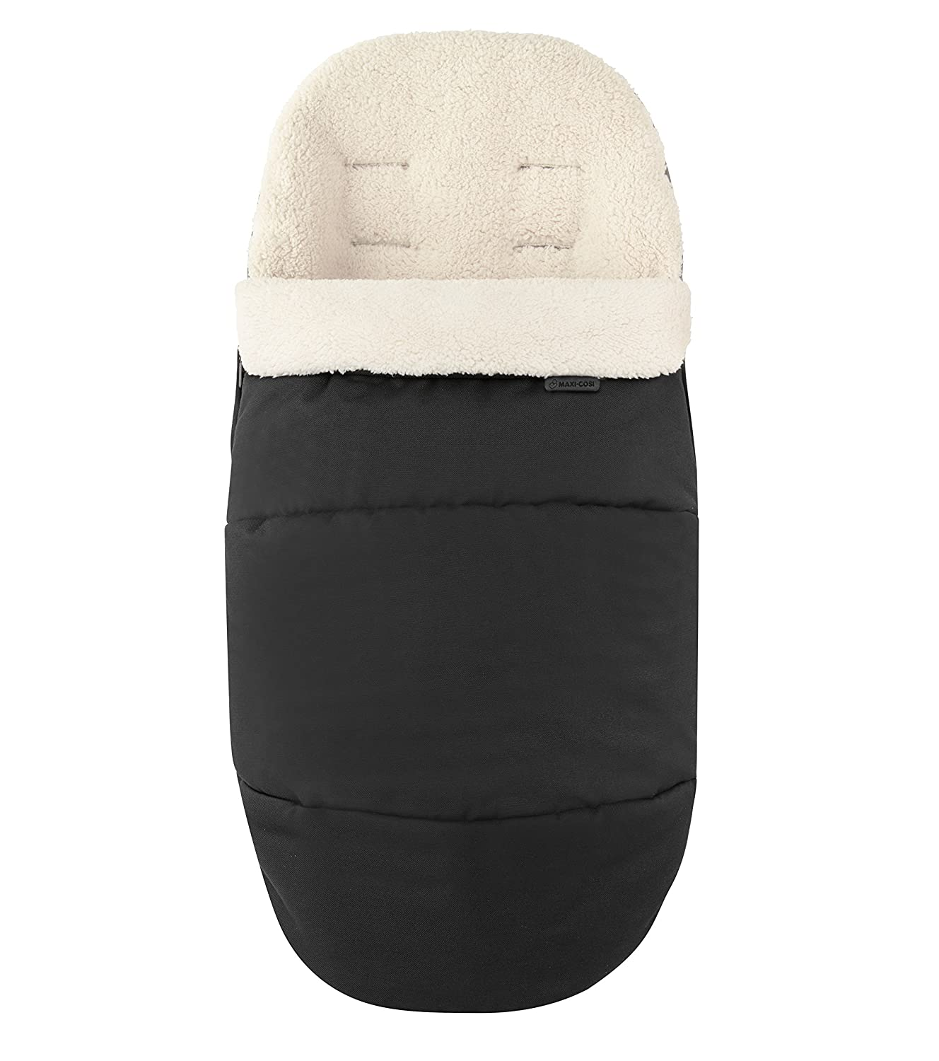 Maxi-Cosi 2-in-1-Winter Fuß sack, schwarz Raven Dorel UK Limited 1809895110