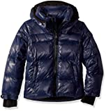 S13 Boys' Big Downhill Gloss Down Puffer with
