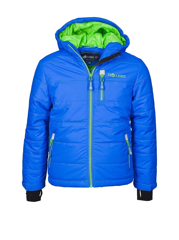 Bleu - bleu moyen 6 ans TrollEnfants Veste de ski enfant Hemsedal