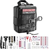 ETROL Upgrade 22 in 1 First Aid Kit Emergency Survival Kit II - Compatible IFAK Molle System - 3L Military Tactical…