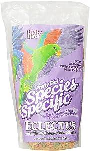 Pretty Bird International Bpb73318 Species Specific Special Eclectus Bird Food, 3-Pound