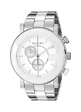 44fe964bc20 Gucci YA101345 Womens G Chrono Wrist Watches  Gucci  Amazon.ca  Watches