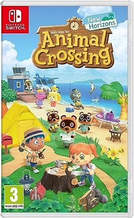 comprar Animal Crossing: New Horizons (Nintendo Switch)