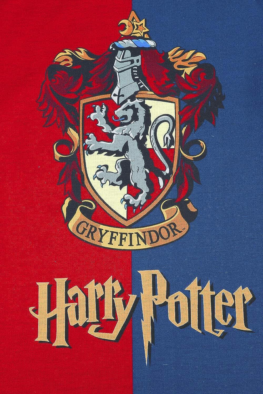 Harry Potter Short Pyjamas Gryffindor Captain 07