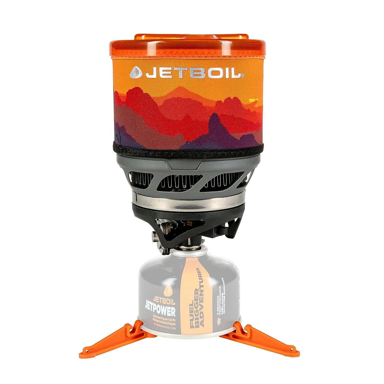 Jetboil MiniMo Hornillo de Gas: Amazon.es: Deportes y aire libre