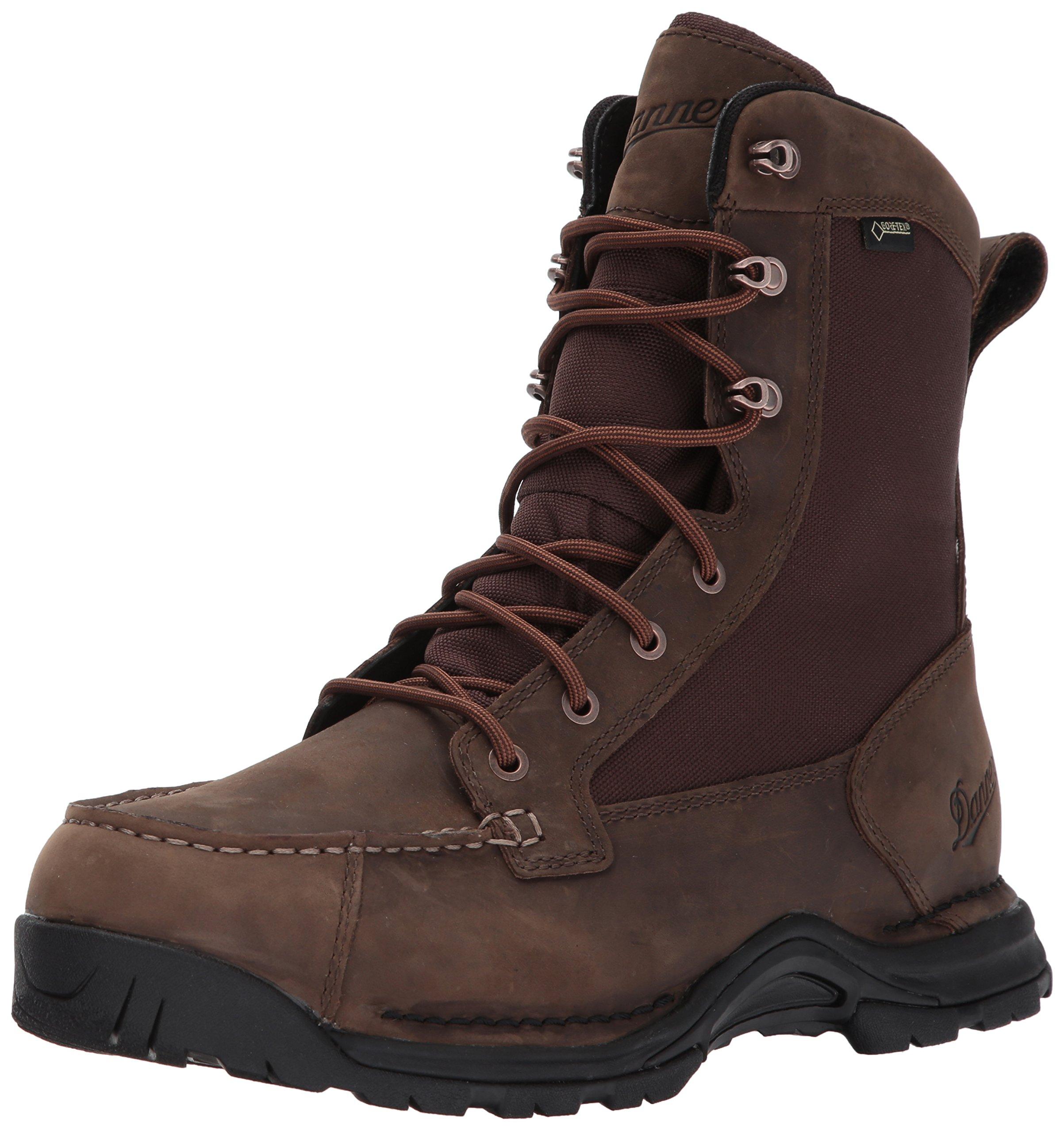 Danner Men's Sharptail Hunting Shoes, Dark Brown, 7 D US