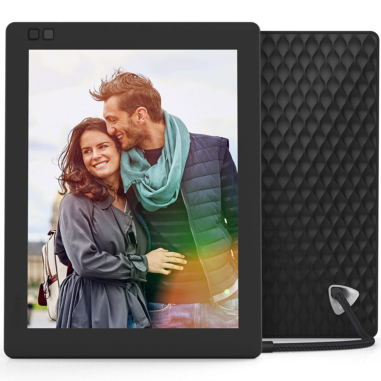 Best digital photo frame in april 2018 2019 buyers guide nixplay seed 10 inch wifi cloud digital photo frame jeuxipadfo Images