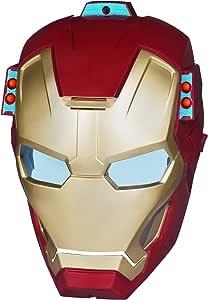 Amazon.com: Marvel Iron Man 3 ARC FX Mission Mask: Toys ...