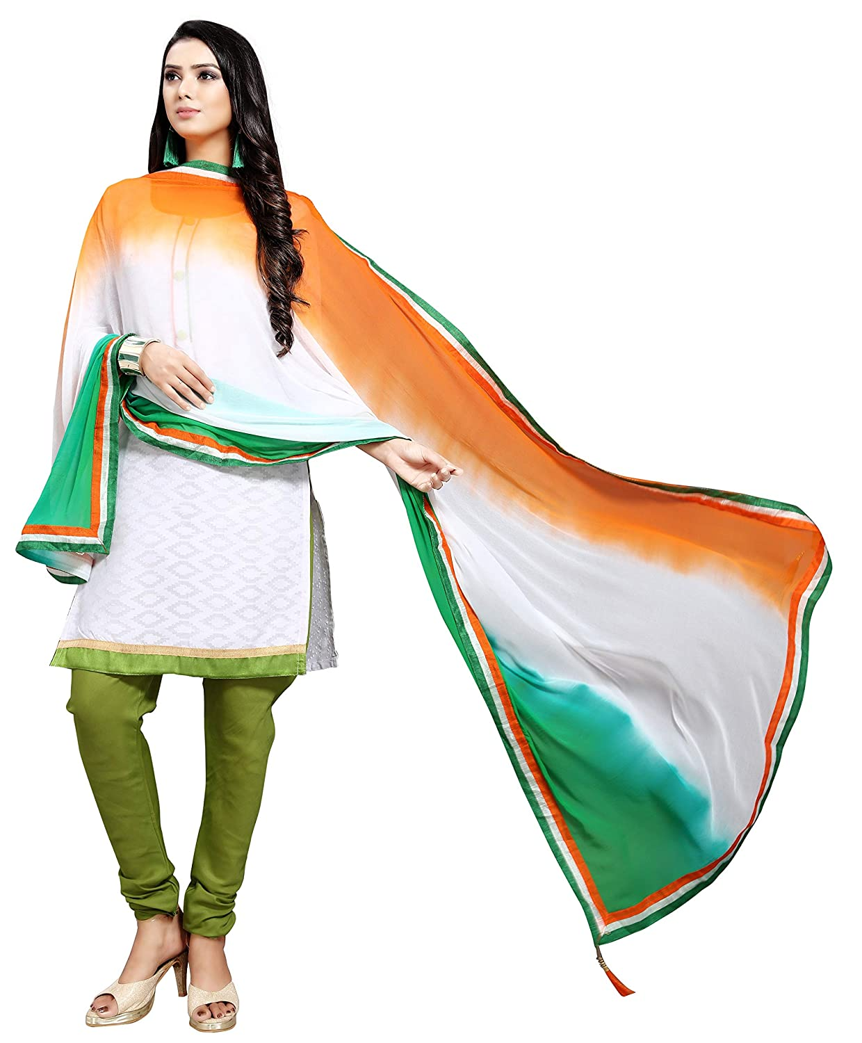 Independence day Special Dress For Girl's 2021