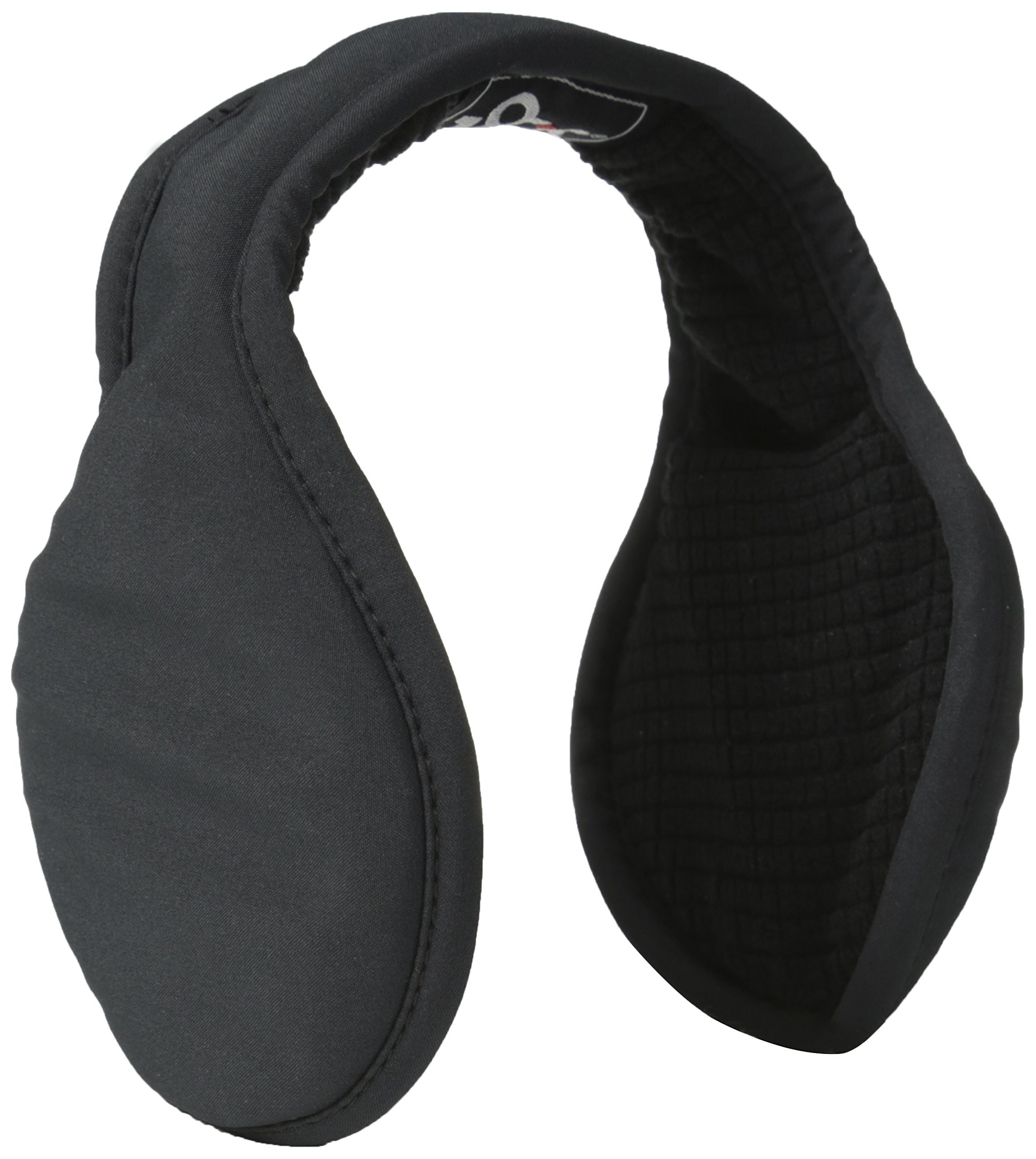 180s Urban Ear Warmer, Black, One Size