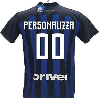Seconda Maglia Inter Milan personalizzata