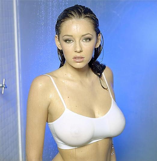 Keeley Hazell Sexy Hot Model Big Boob Fabric Poster: Amazon.ca: Home & Kitchen