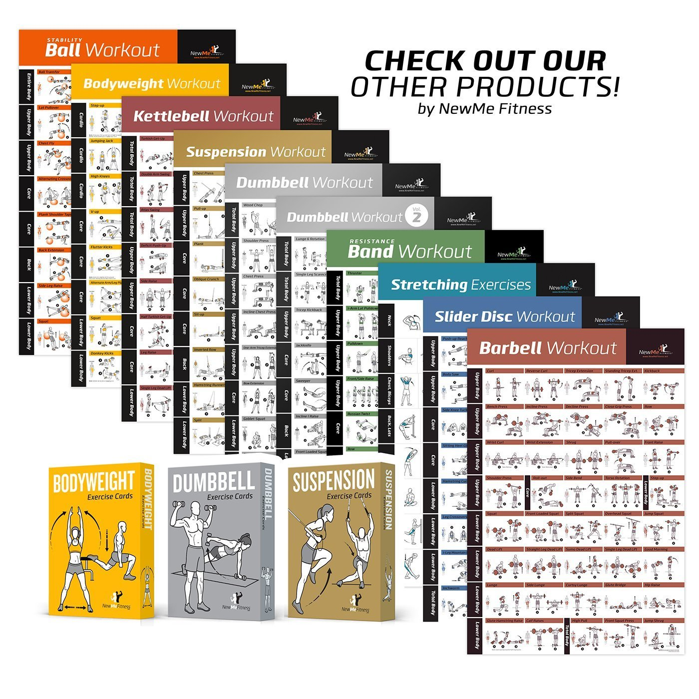 Strength Training Routine BARBELL WORKOUT EXERCISE POSTER LAMINATED Home Gym Weight Lifting Chart 20x30 Body Building Guide w// Free Weights /& Resistance Build Muscle Tone /& Tighten