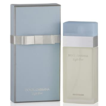 Toilette Gabbana 100 Dolceamp; Eau De Blue Light Vaporisateur Ml T1l3FcJK