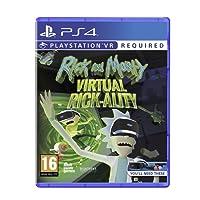 Rick and Morty Virtual Rick-Ality (PS4)