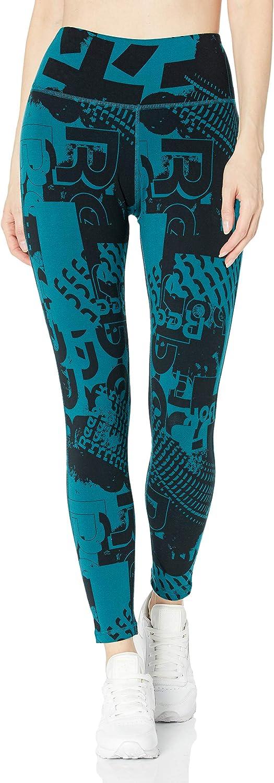 Reebok Womens Workout Ready Meet You There Cotton Legging