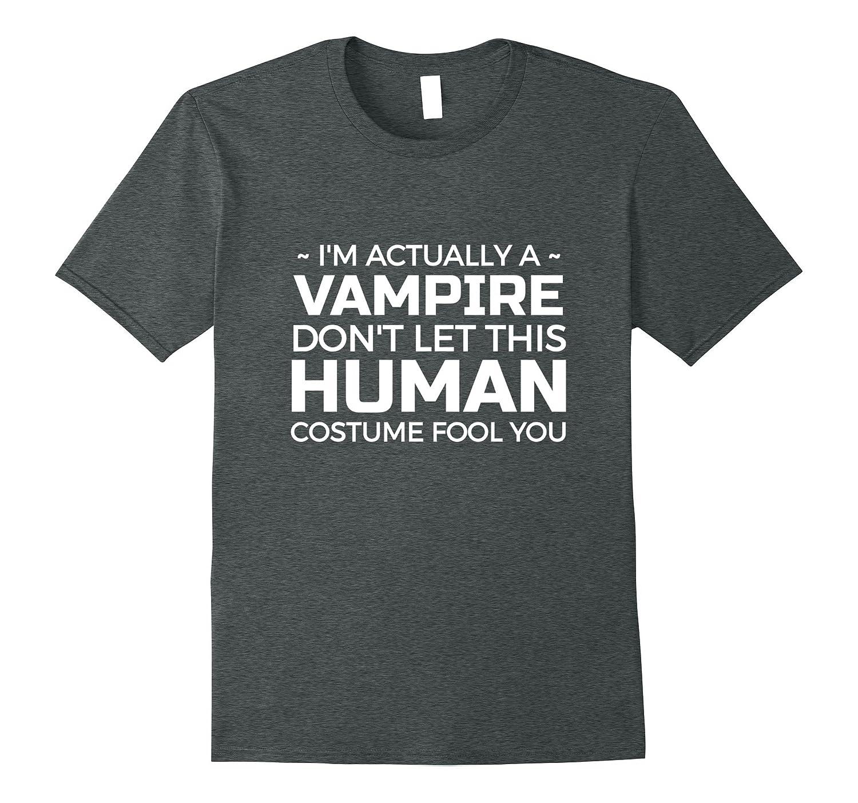 Halloween Vampire T shirt - Halloween costume TShirt-T-Shirt