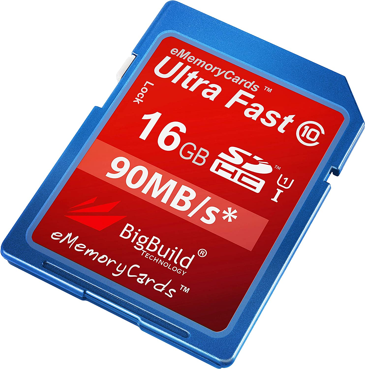 BigBuild Technology 64GB Ultra Fast 90MB//s Memory Card for Canon PowerShot SX400 is SX430 is SX420 is SX540 HS Camera SX530 HS SX410 is Class 10 SDXC SX520 HS