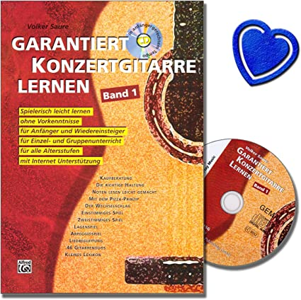 Guaranteed to learn classical guitar volume 1 - guitar school with ...
