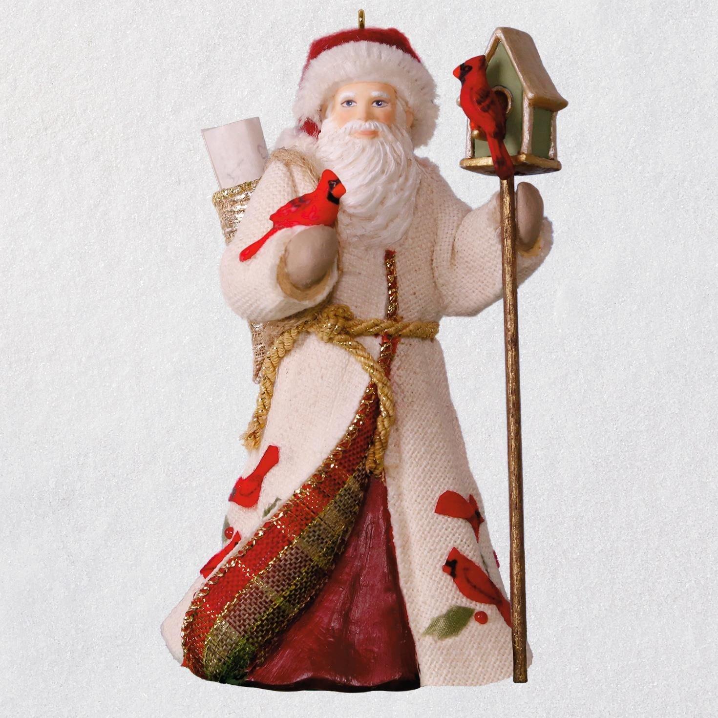 Happy Memories Father Christmas Ornament keepsake-ornaments Santa Claus