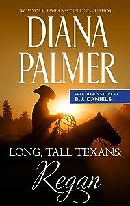 Long, Tall Texans: Regan & Second Chance Cowboy: Long, Tall Texans: Regan