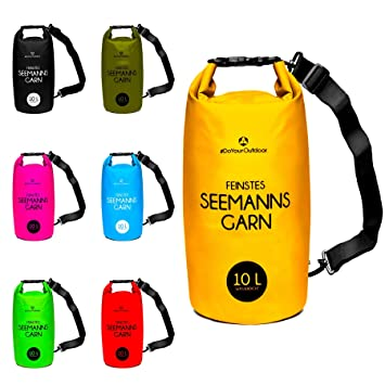 4d024ed010 Sac étanche »Seemann« 5/ 10/ 20/ 30/ 40 litre Dry bag/ Sac de survie/