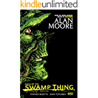 Saga of the Swamp Thing: Book One book cover