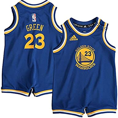 Draymond Green Golden State Warriors Blue NBA Infants Replica Jersey (24  Months) 14b373041