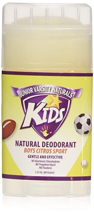 10 Safe Deodorant For Kids Under 10 That Are Effective 2019