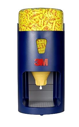 3M One Touch Dispensador profesional de tapones para los oídos, 391-0000