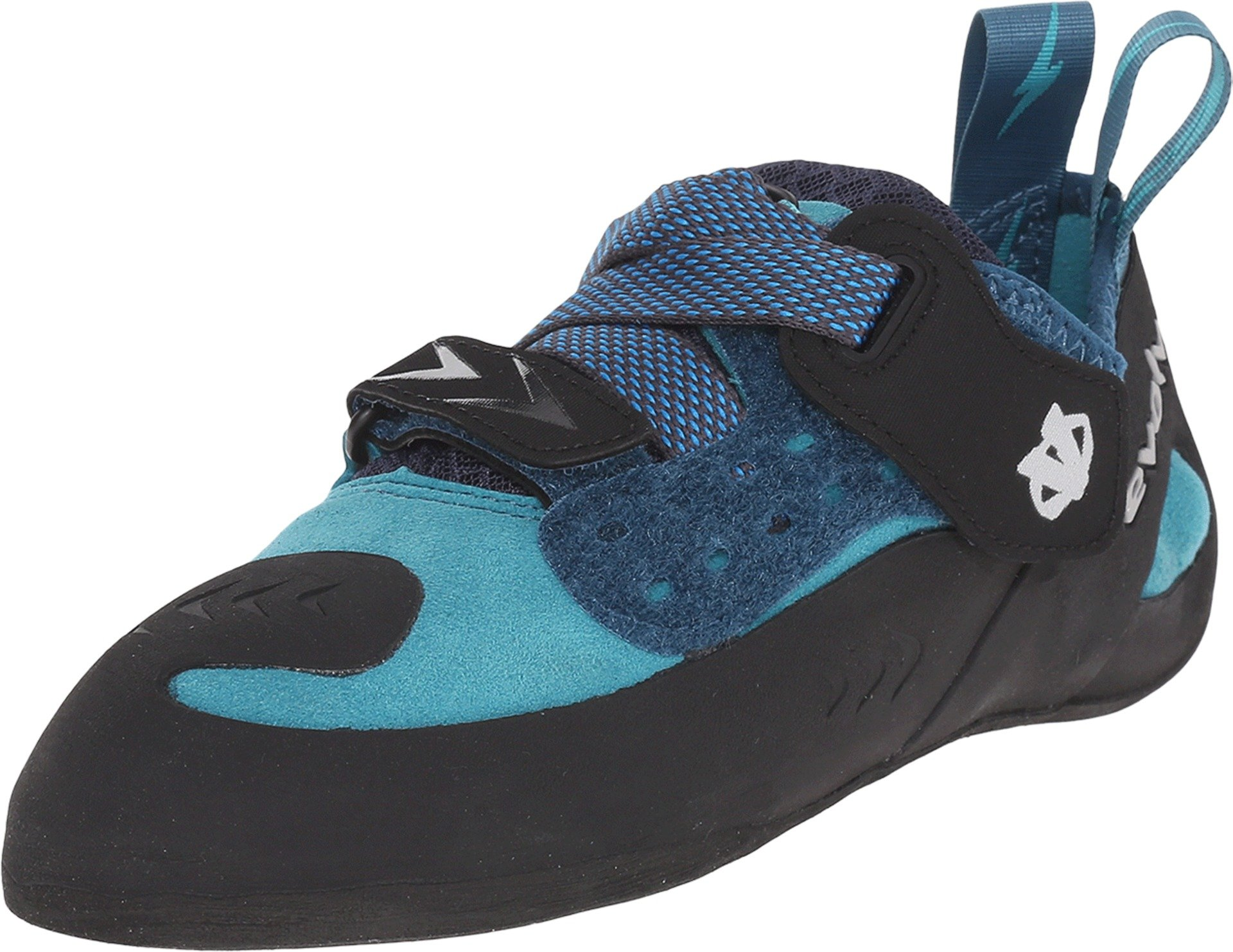Evolv Kira Climbing Shoe - Women's Teal 4 (Closeout)