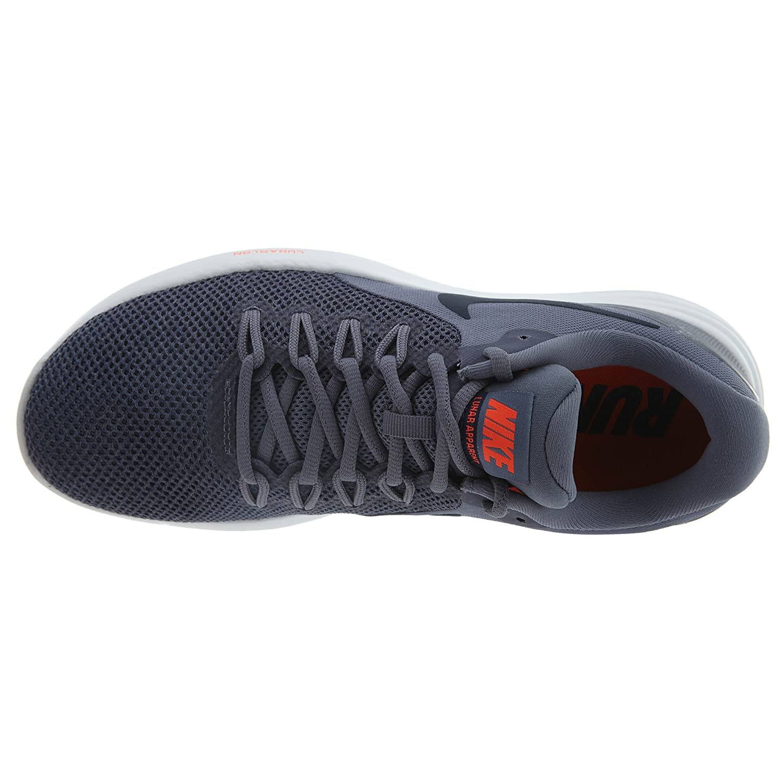 NIKE Lunar Apparent Mens Running Shoes B072BR1PSQ 8.5 D(M) US|Light Carbon/Obsidian