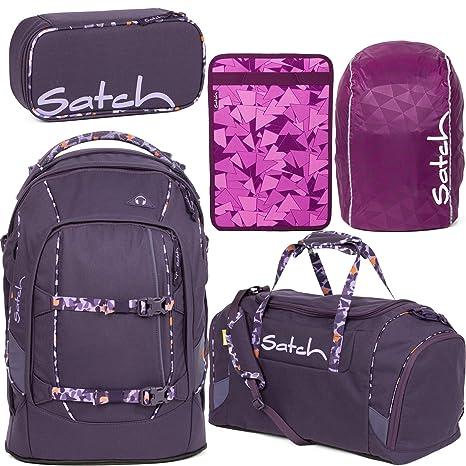 Satch Pack Mysterious Rush - Juego de Mochila y Estuche (5 ...