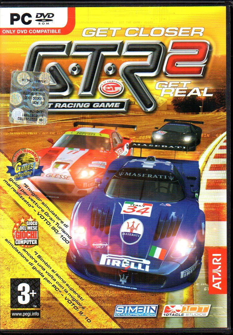 GTR2 FIA GT RACING GAME 輸入版 B00754ZOYQ Parent