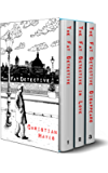 The Fat Detective Series: Books 1-3: a fresh, funny and addictive amateur sleuth series (The Complete Fat Detective…