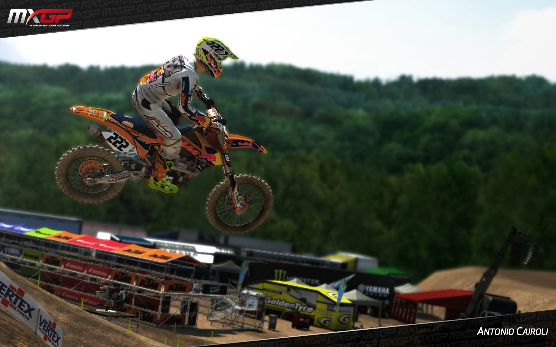 MXGP 14: The Official Motocross Videogame by Bandai (Image #3)