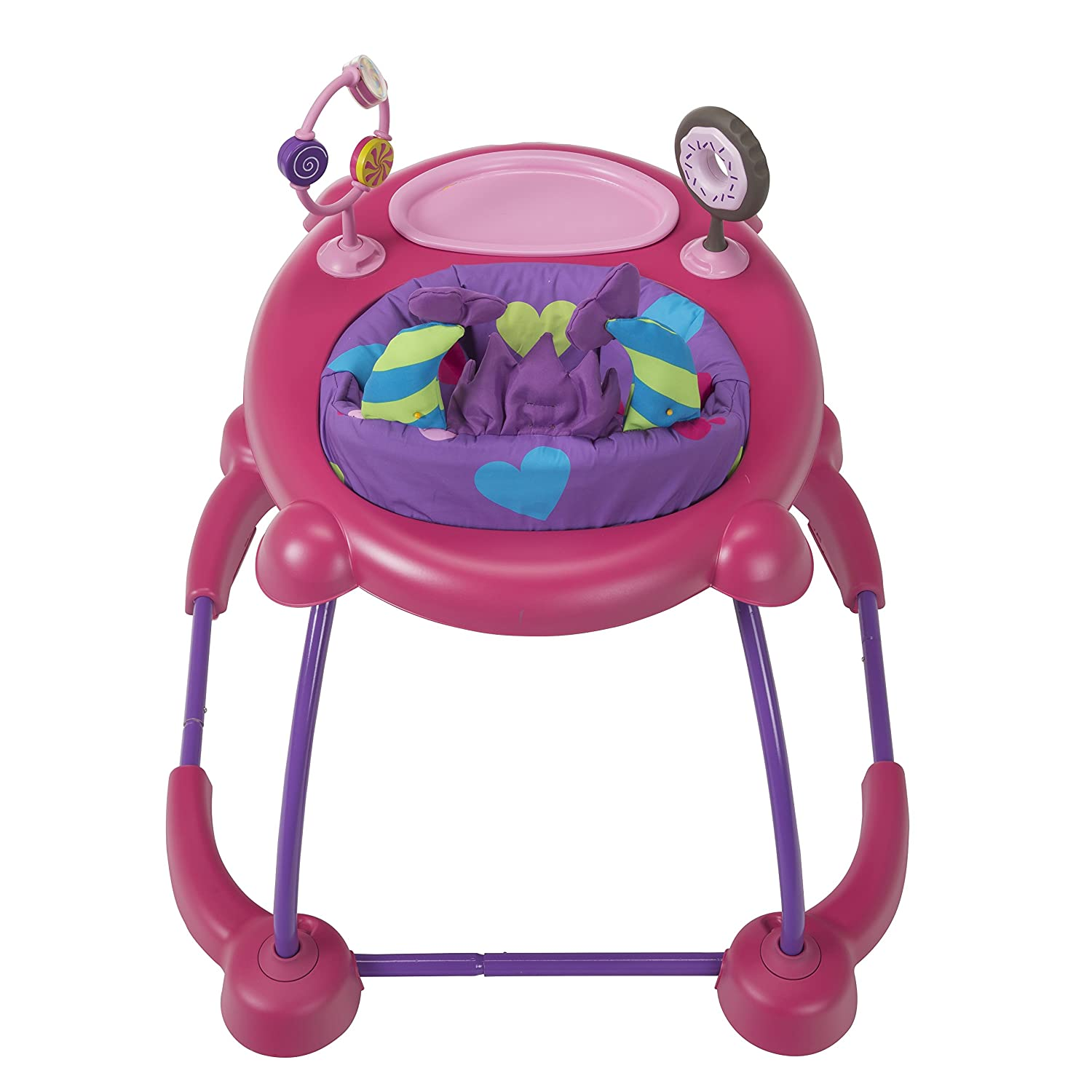 Baby Girl Walker Toddler Sit To Stand Learn Step Assistant