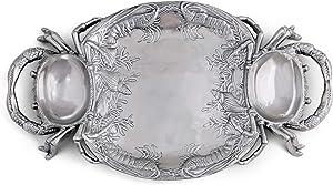 Arthur Court Crab 24-Inch Large Platter