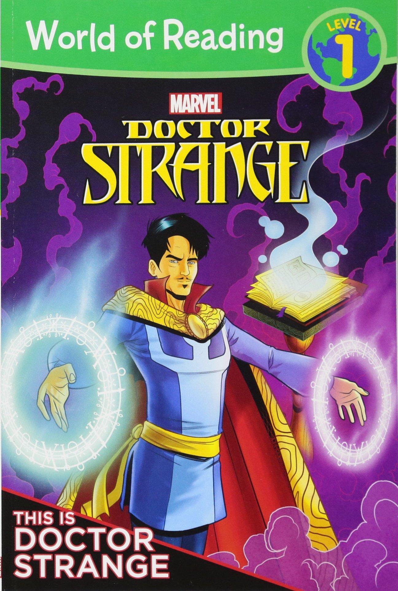 Download World of Reading This is Doctor Strange: Level 1 pdf epub