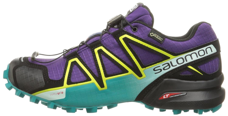 Salomon Womens Speedcross 4 GTX W Trail Running Shoe L39240500-US 10.5//UK 9.0